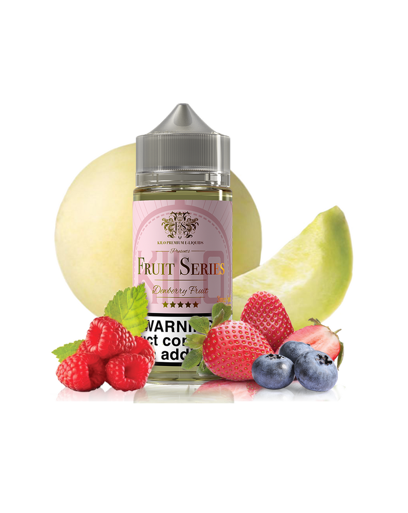 Kilo Fruit Series Nicotine - 100ml - Dewberry Fruit