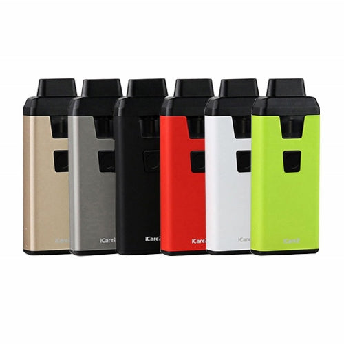 Eleaf iCare 2 Refillable (Open) Vape System Colors