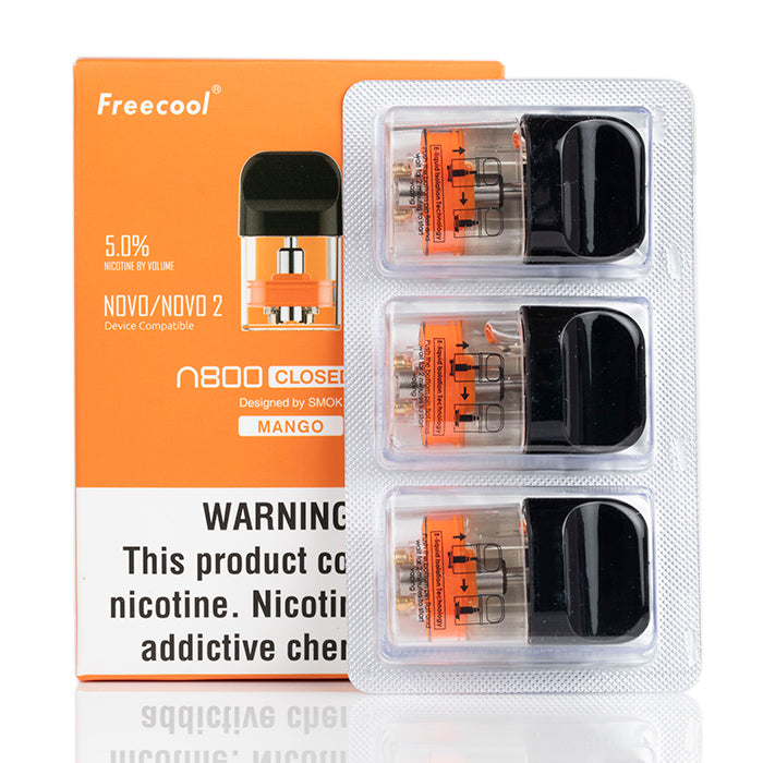 Mango Freecool N800 Replacement Pods