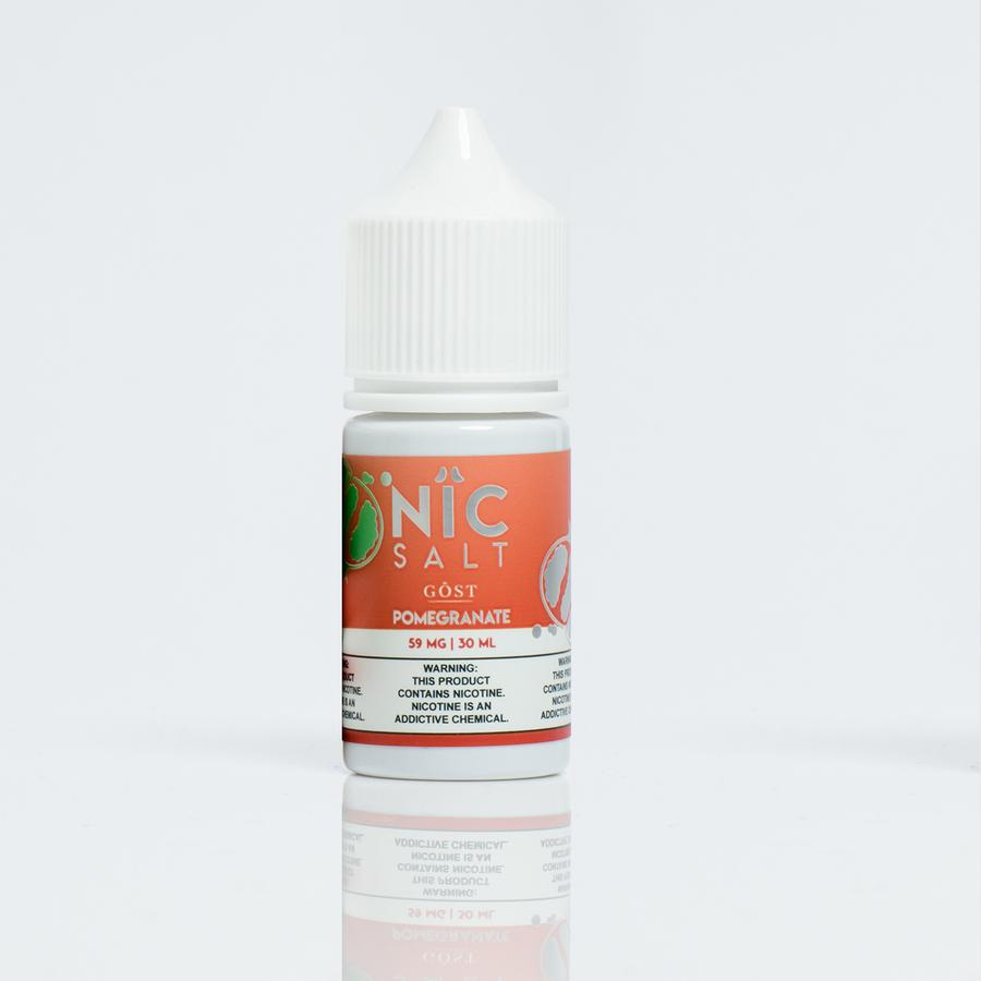 Gost Vapor Nicotine Salt E-Juice - 30ml - Pomegranate