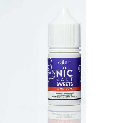 Gost Vapor Nicotine Salt E-Juice - 30ml - Sweets