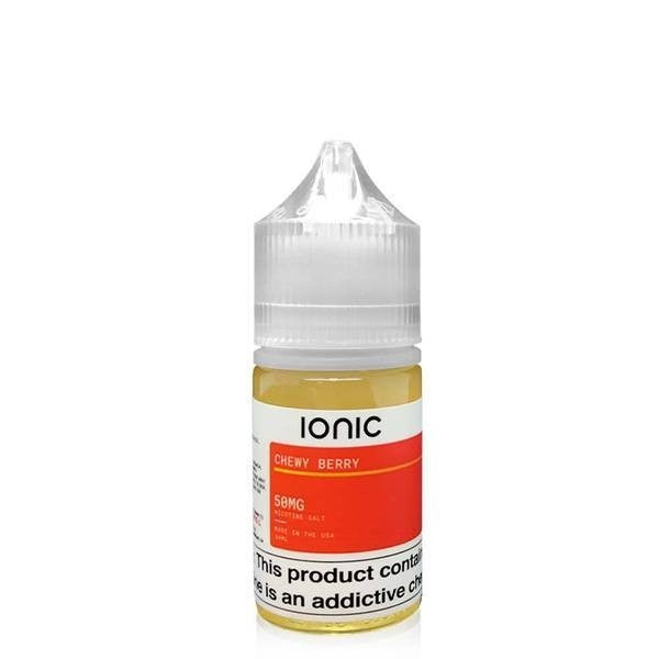 Ionic Salts Nicotine Salt E-Juice - 30ml - Chewy Berry