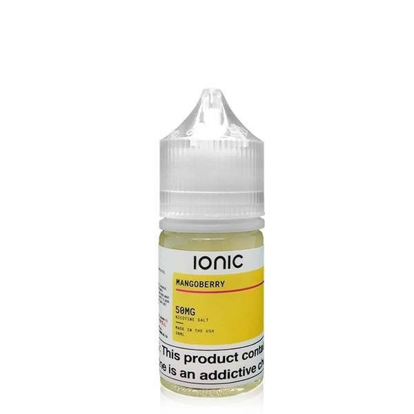 Ionic Salts Nicotine Salt E-Juice - 30ml - Mangoberry