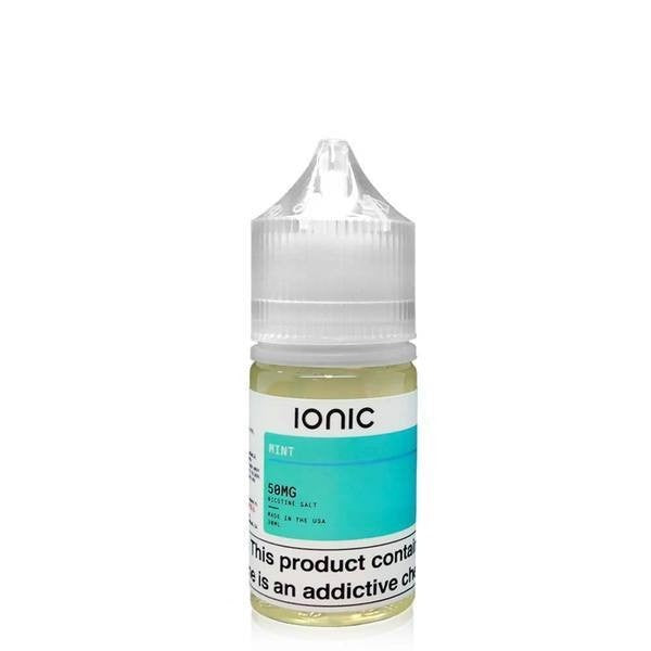 Ionic Salts Nicotine Salt E-Juice - 30ml - Mint