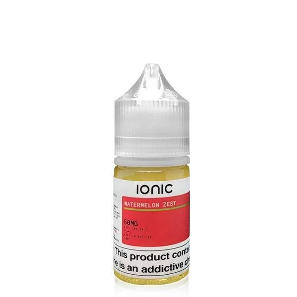 Ionic Salts Nicotine Salt E-Juice - 30ml - Watermelon Zest