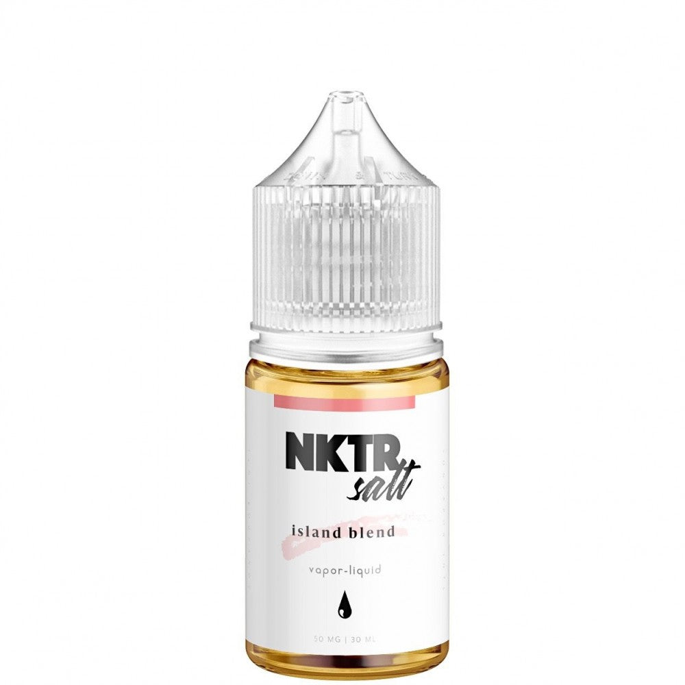 NKTR Salts Nicotine Salt E-juice - 30ml - Ice Citrus Salt