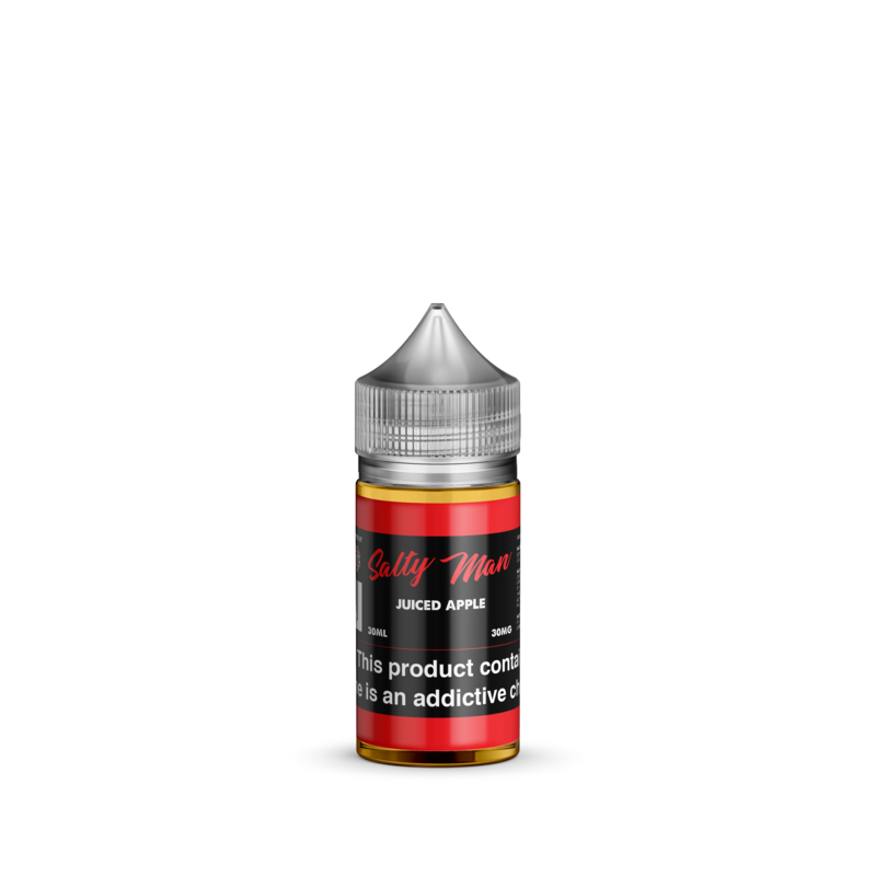 Salty Man Nicotine Salt E-Liquid Line - Juice Box
