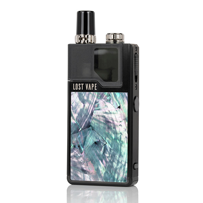 Black Ocean Scallop Lost Vape Orion DNA