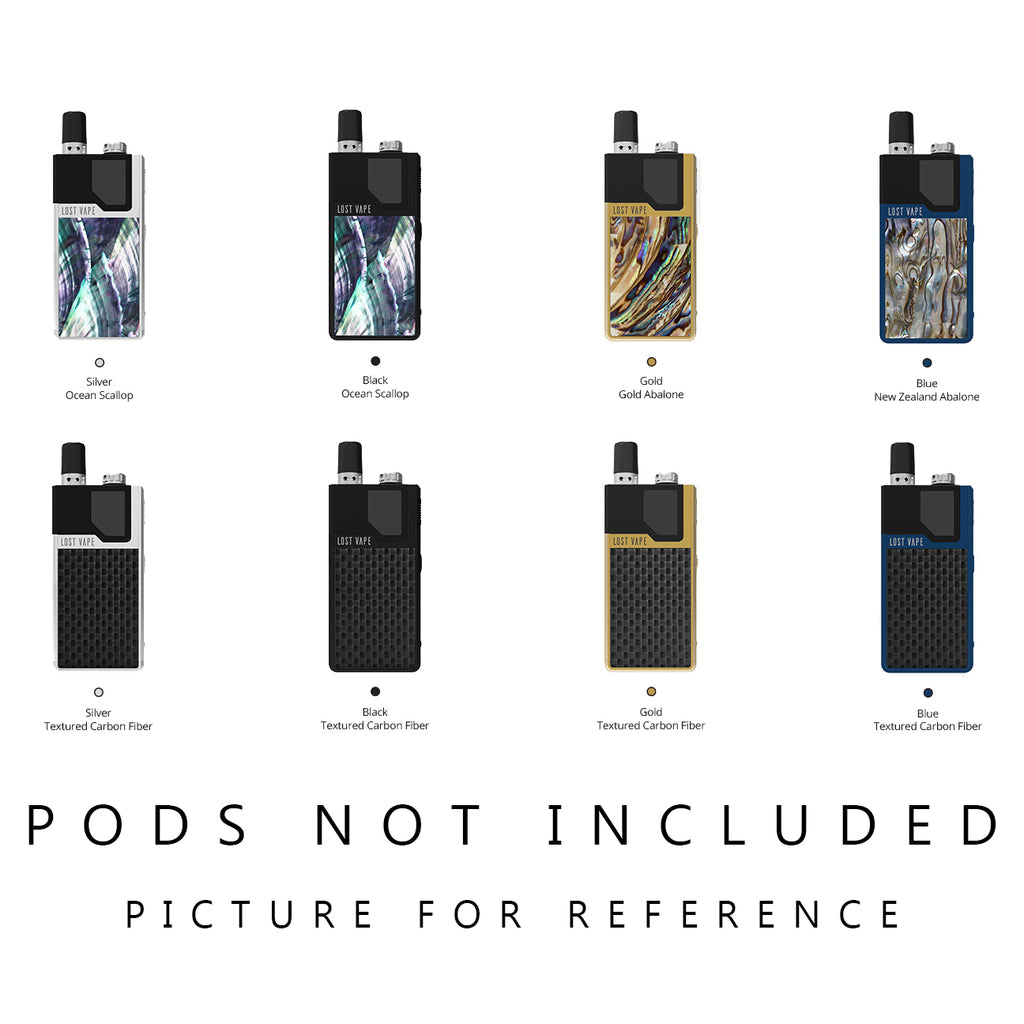 Lost Vape Orion DNA Refillable Nicotine Salt Pod System