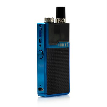 Blue Frame / Black Weave Lost Vape Orion Q