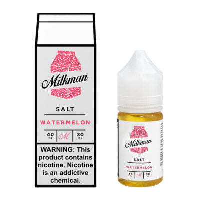 Milkman Nicotine Salt E-Juice - 30ml - Watermelon Ice