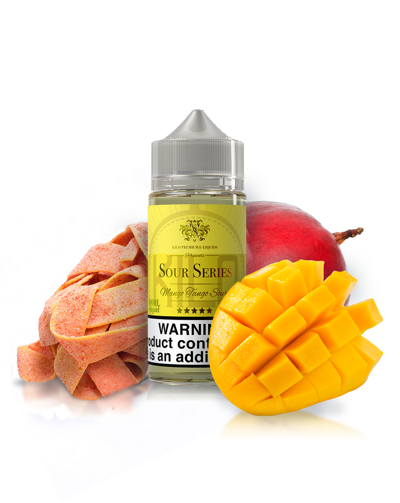 Kilo Sour Series Nicotine 100ml Mango Tango Sours