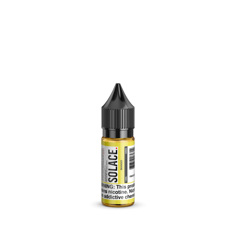 Mango by Solace Vapor Nicotine Salt E-Juice | TheNicSalt