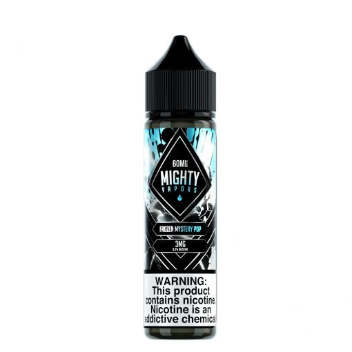 Frozen Mystery Pop by Mighty Vapors Nicotine E-Juice