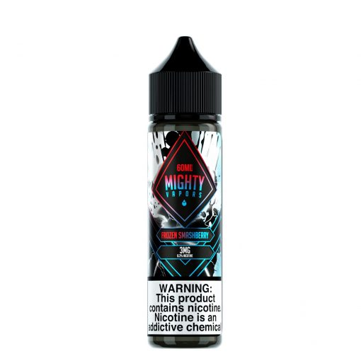 Frozen Smash Berry by Mighty Vapors Nicotine E-Juice