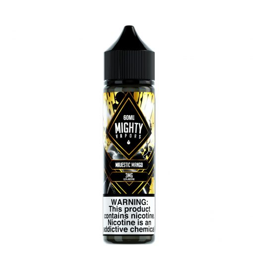 Majestic Mango by Mighty Vapors Nicotine E-Juice