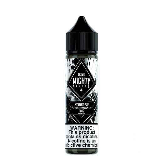 Mystery Pop by Mighty Vapors Nicotine E-Juice