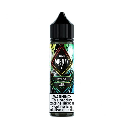 Power Pebs by Mighty Vapors Nicotine E-Juice