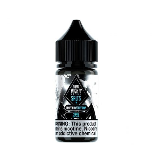 Mighty Vapors Nicotine Salt E-Juice - 30ml - Frozen Mystery Pop
