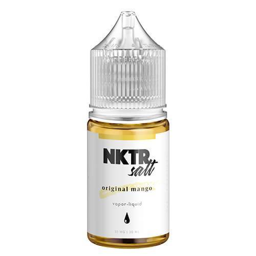 NKTR Salts Nicotine Salt E-juice - 30ml - Original Mango