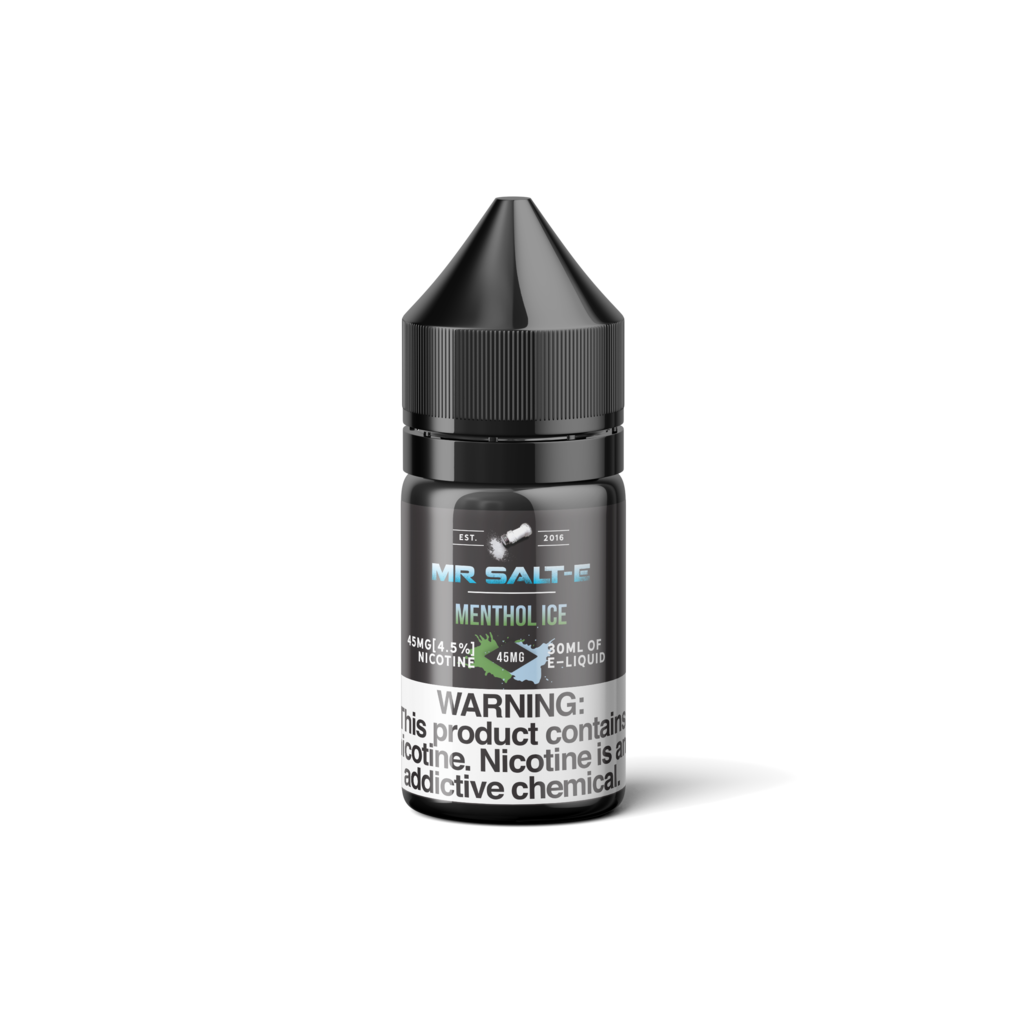 Mr Salt-E Nicotine Salt E-Juice - 30ml - Menthol Ice
