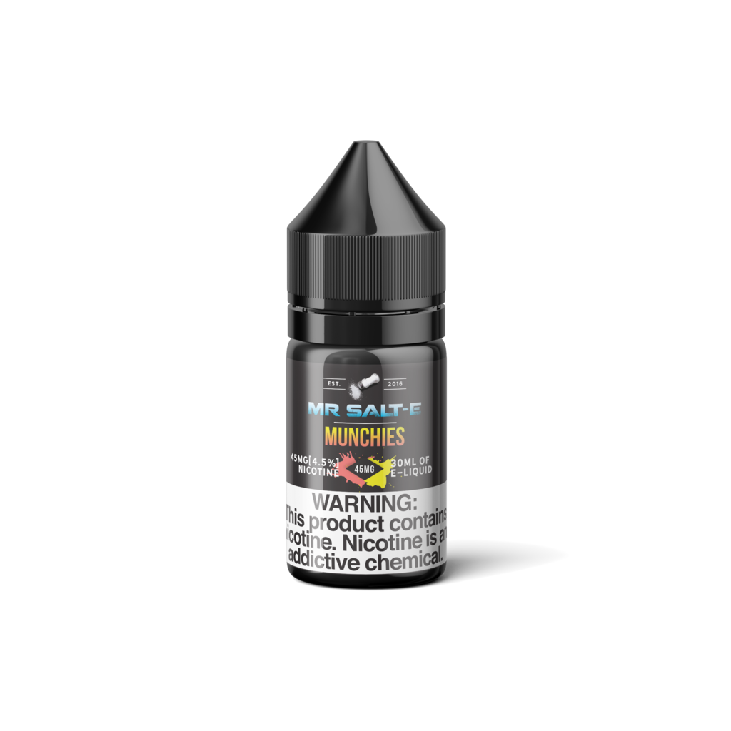 Mr Salt-E Nicotine Salt E-Juice - 30ml - Munchies