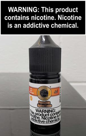Barista Brew Co. Nicotine Salt E-Juice - 30ml - Pumpkin Spice Latte