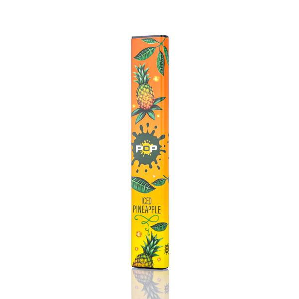 Pop Disposable E-Cig Iced Pineapple
