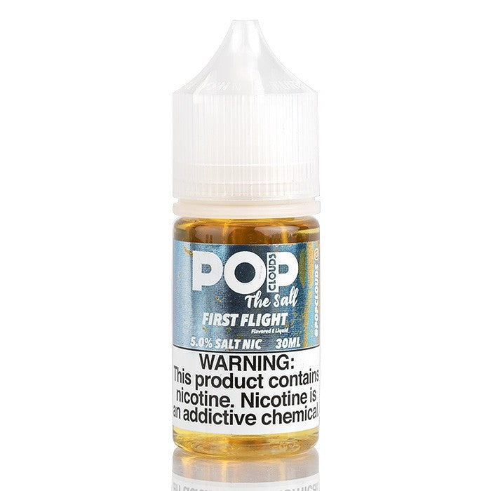 Pop Clouds the Salt Nicotine Salt E-Juice - 30ml - First Flight