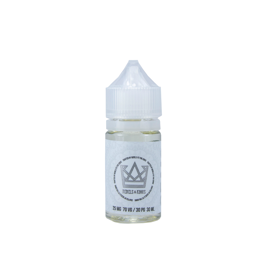 Onyx Frost by Rebels & Kings Nicotine Salt E-Liquid | TheNicSalt