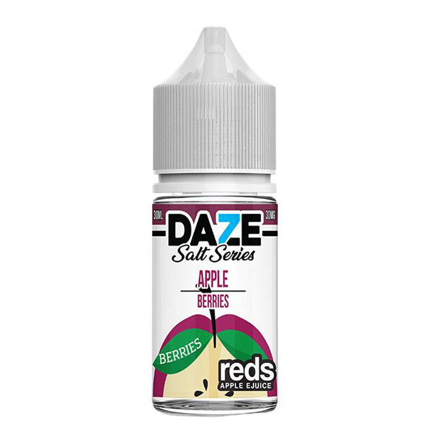 7Daze Nicotine Salt E-Juice Berries