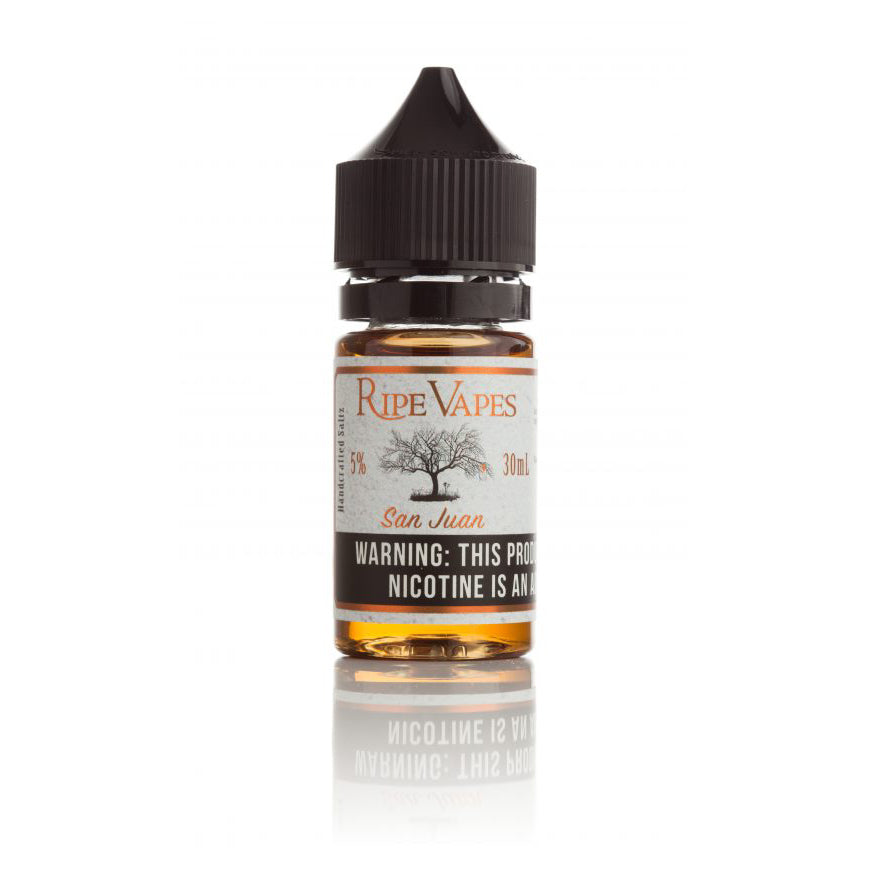 Ripe Vapes Nicotine Salt E-Juice - 30ml - San Juan