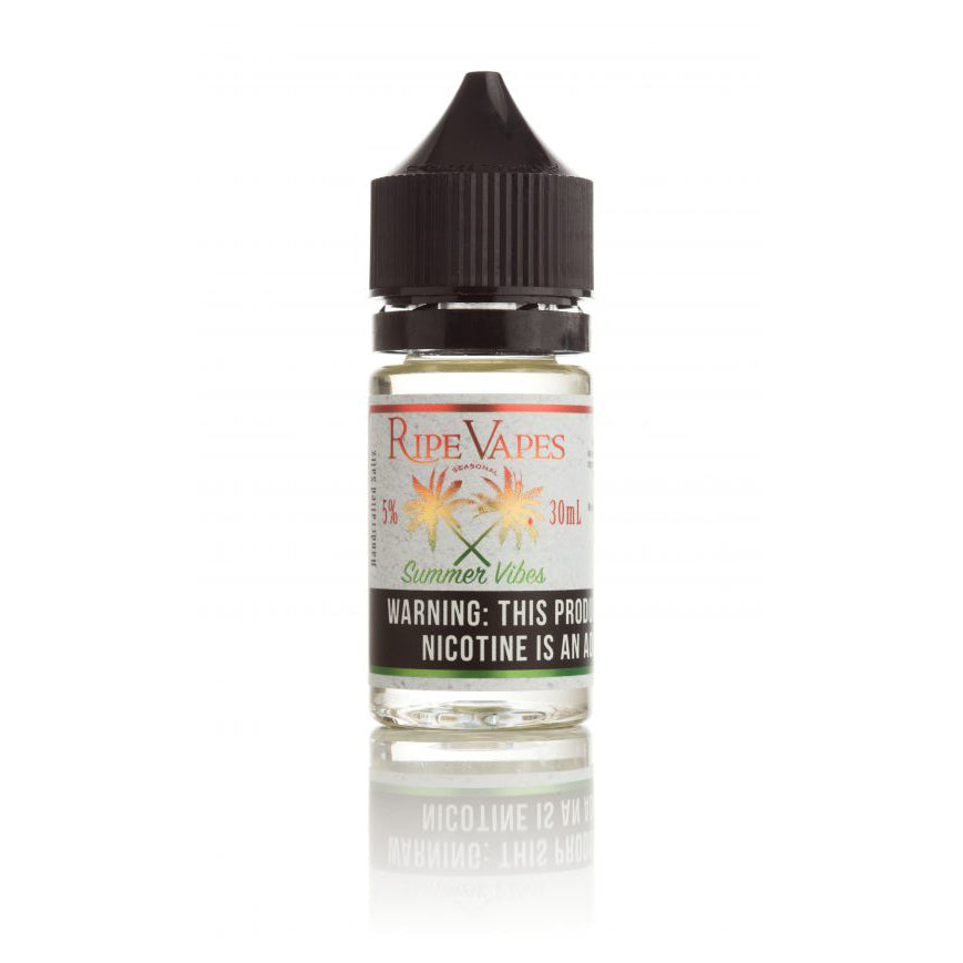 Ripe Vapes Nicotine Salt E-Juice - 30ml - Summer Vibes