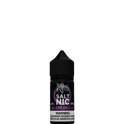 Ruthless Nicotine Salt E-Juice - 30ml - Grape Drank