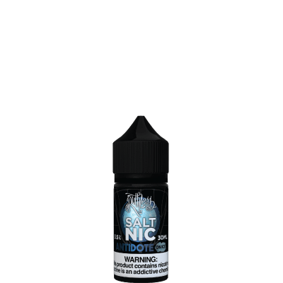 Ruthless Nicotine Salt E-Juice - 30ml - Antidote on ICE