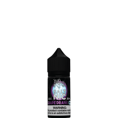 Ruthless Nicotine Salt E-Juice - 30ml - Grape Drank ICE