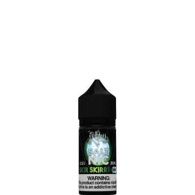 Ruthless Nicotine Salt E-Juice - 30ml - Skir Skirrr on ICE