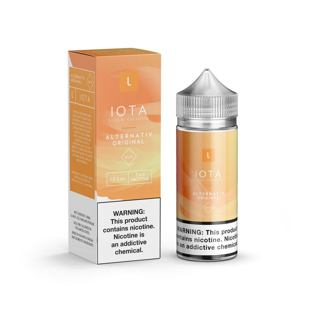 Alternativ E-Liquid - 100ml - Iota