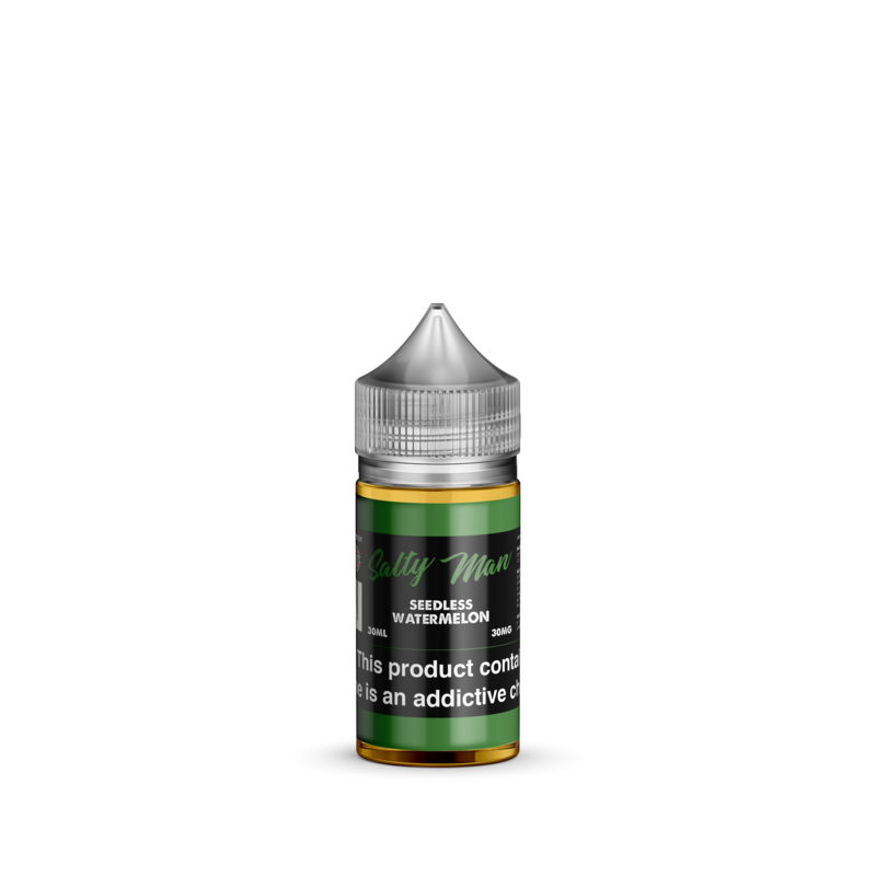 Salty Man Nicotine Salt E-Liquid Line - Seedless Sour