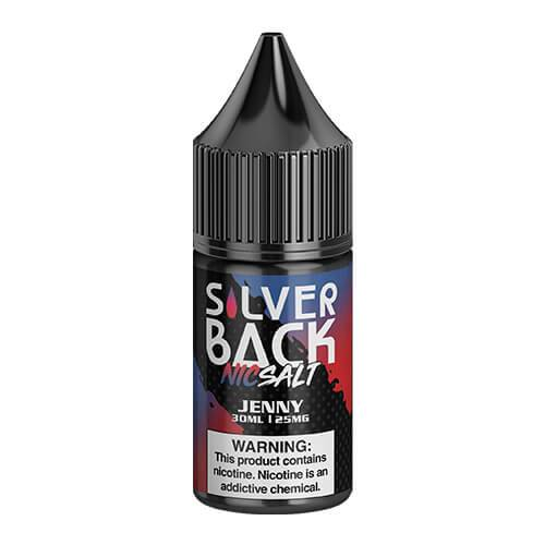 Silverback Juice Co. Nicotine Salt - 30ml - Jenny