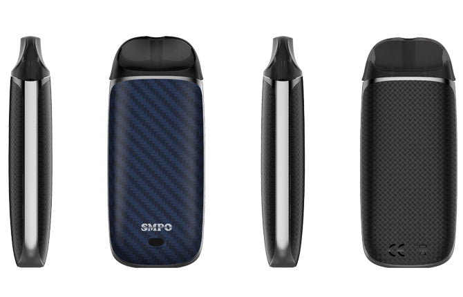 SMPO Nicotine Salt Closed Pod System Starter Kit by Nex Labs