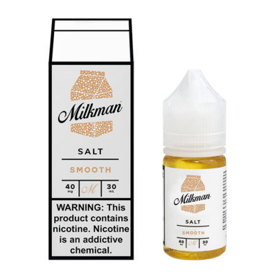 Milkman Nicotine Salt E-Juice - 30ml - Smooth