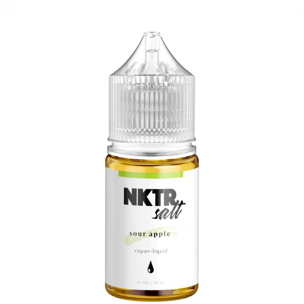 NKTR Salts Nicotine Salt E-juice - 30ml - Sour Apple