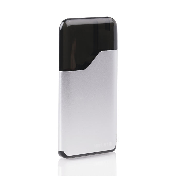 Metallic Silver Suorin Air V2 Ultra-Portable System