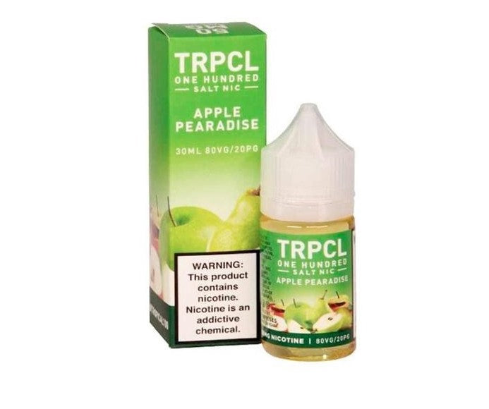 TRPCL 100 Nicotine Salt - 30ml - Apple Pearadise