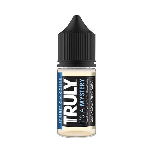 Truly Nicotine E-Juice - 30ml - It's a Mystery
