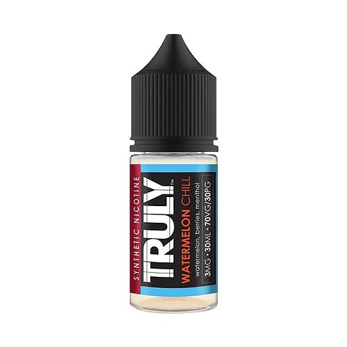 Truly Nicotine E-Juice - 30ml - Watermelon Chill