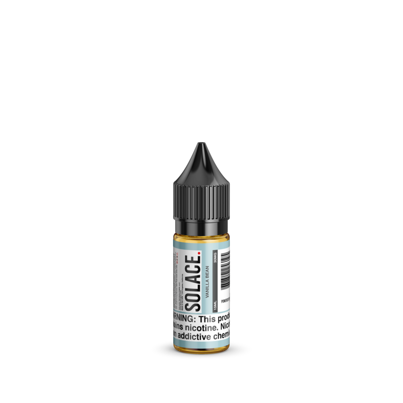 Solace Vapor Nicotine Salt E-Juice - 15ml - Vanilla Bean