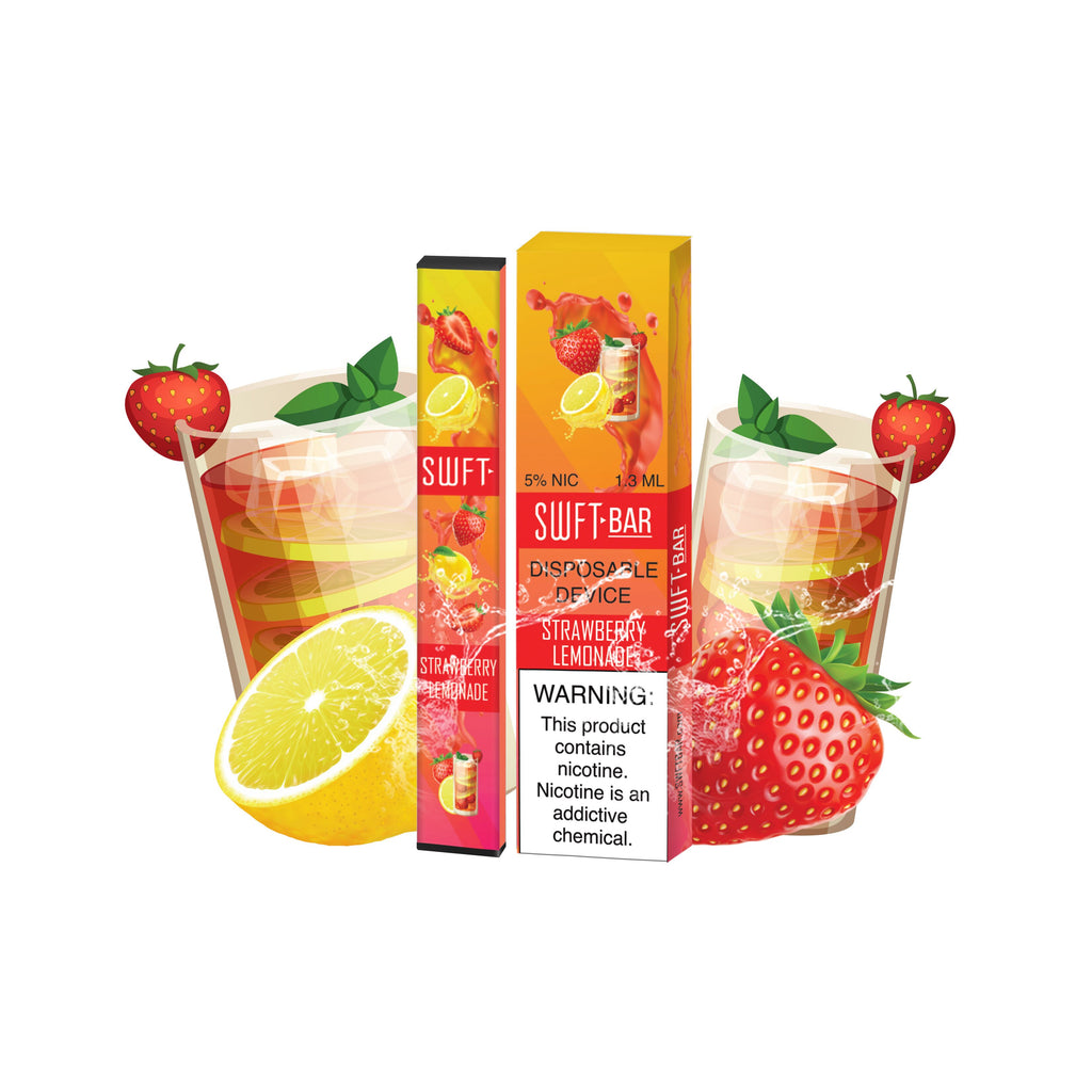 SWFT Bar Disposable Vape Strawberry Lemonade