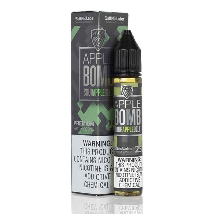 VGOD Nicotine E-Juice - 60ml - Apple Bomb